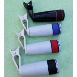 Bullet high-powered high-definition mobile monoculars