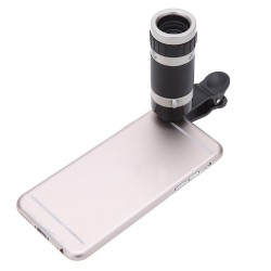 HD high-power mobile phone telescope outdoor photography
