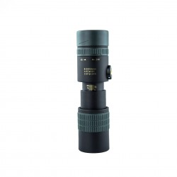 HD continuous zoom outdoor portable telescope
