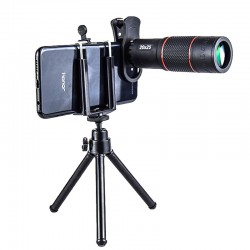 20 × portable outdoor mobile phone zoom telephoto lens