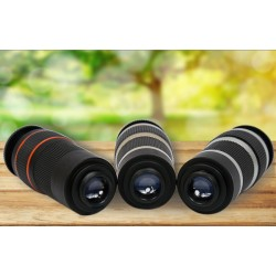 8x mobile phone lens high magnification ultra-clear low light night vision outdoor sight glasses